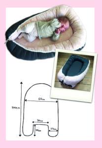 Opskrift babynest